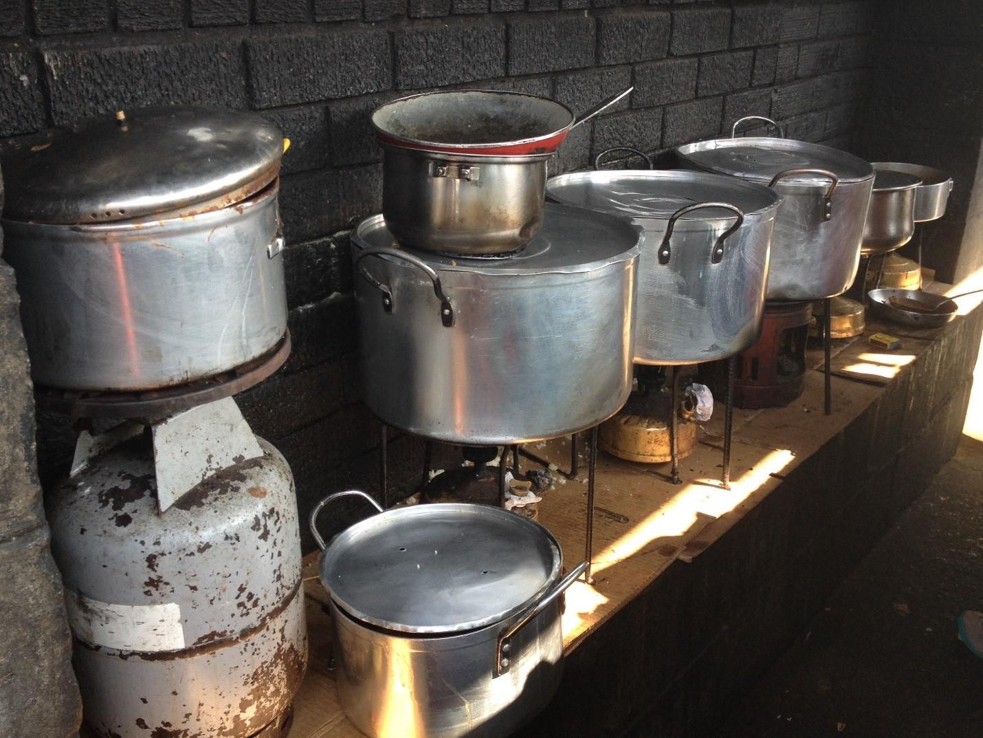 Energy in informal food enterprises