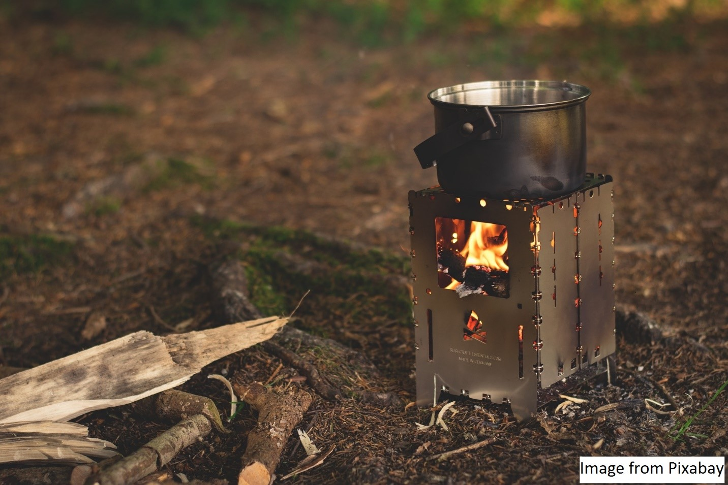 Cooking with improved biomass stoves in Southern Africa