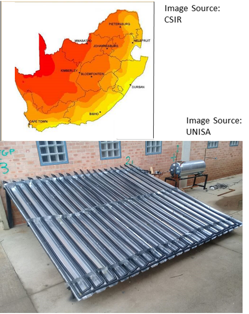 A 12c per  kWhr  solar  water   heating   system for  South Africa's  household  applications