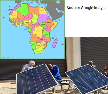 Solar PV systems for Africa: Additional 30% output using adaptive technologies
