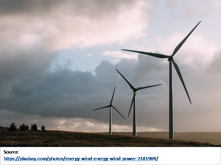 Smaller data sets sufficient for wind power assessments