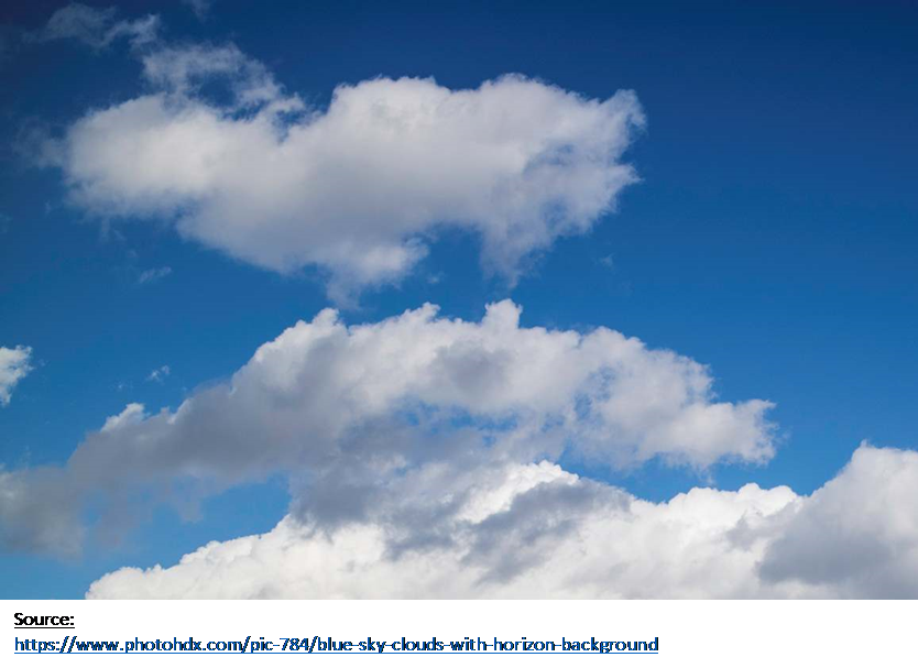 Complex relationship between solar radiation and clouds